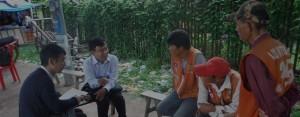 ラオス:バイクタクシー運転手へのインタビュー