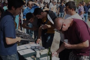 Armenia: Organized wine festival