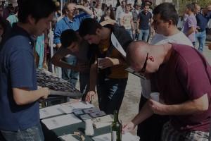 Armenia: Organized wine festival