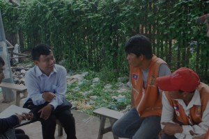 Lao P.D.R.: Interview to bike-taxi drivers